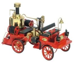 Feuerwehrauto-Wilesco-Dampfmodell-1