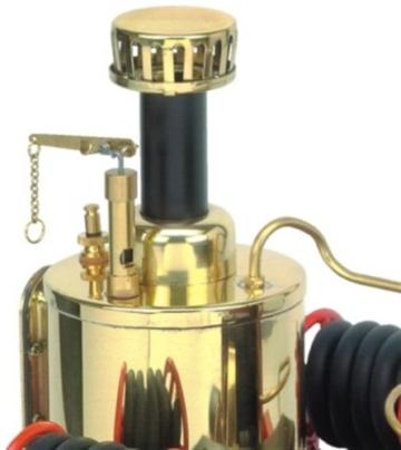 Feuerwehrauto-Wilesco-Dampfmodell-4